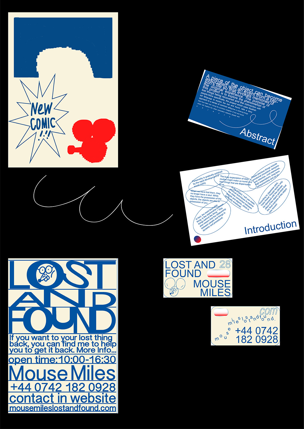 lost and found posters