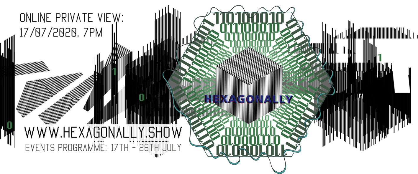 Digital Media Arts Show Flyer