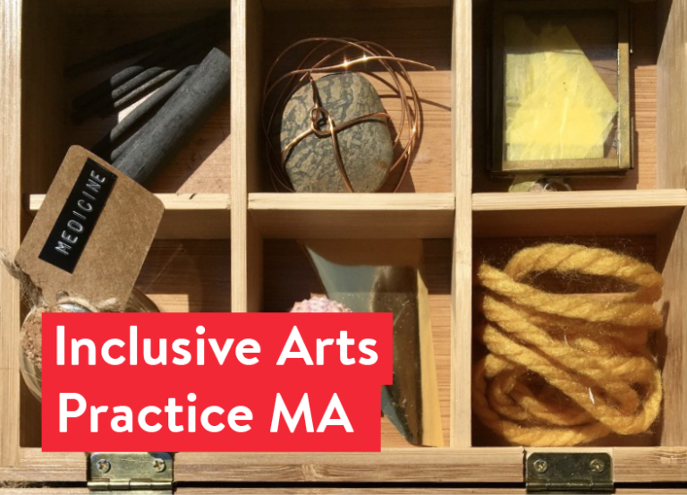 Inclusive Arts Practice MA