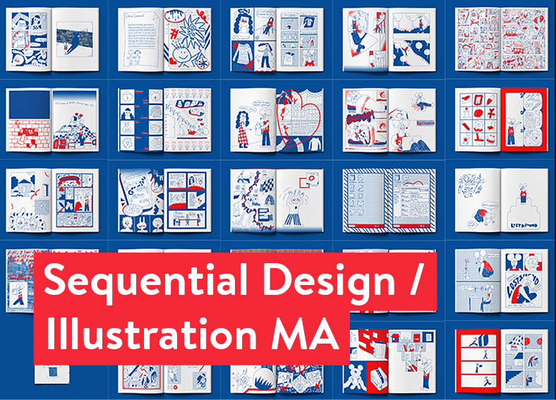 Sequential Design / Illustration MA