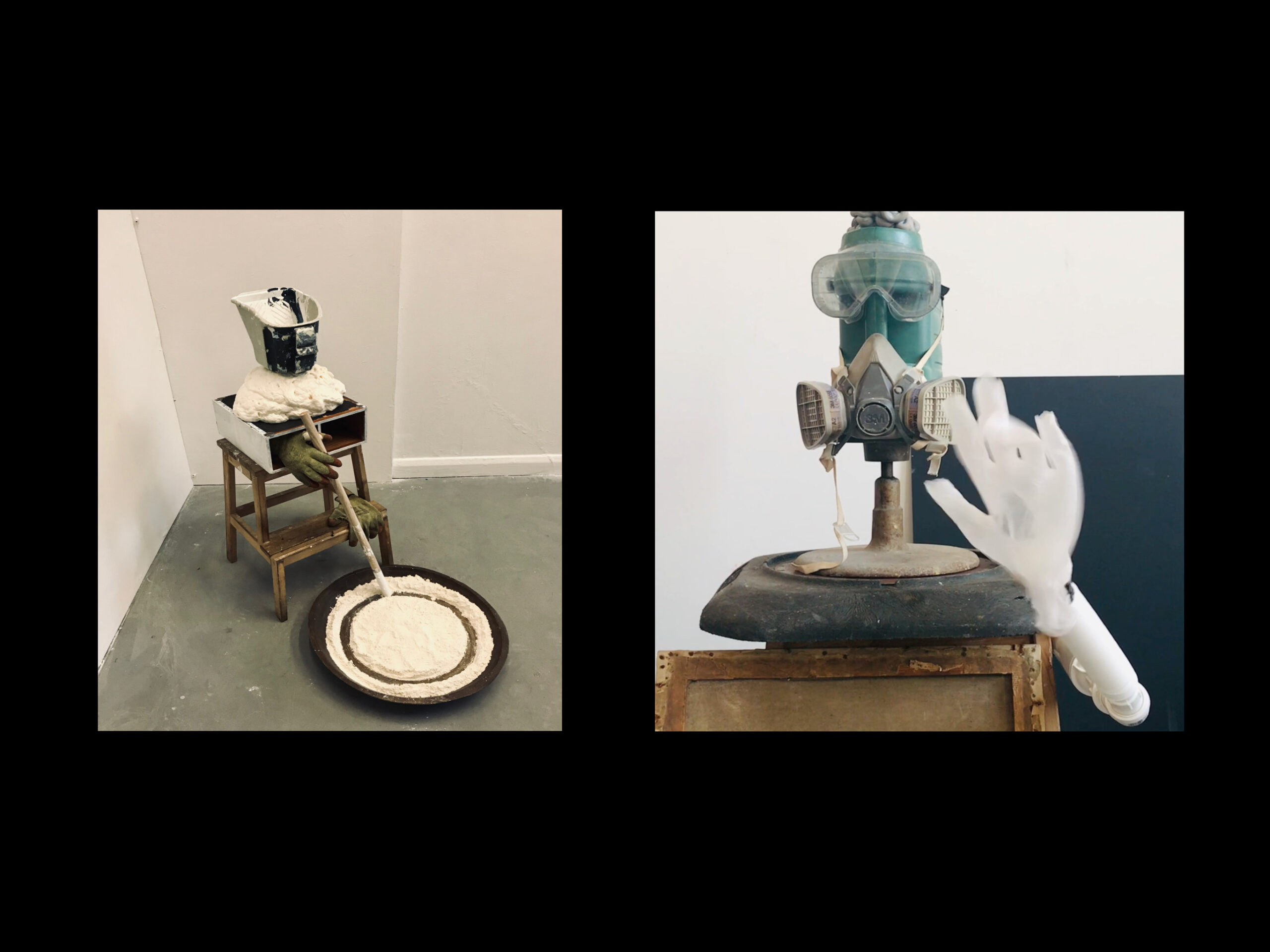 sculpture compositions