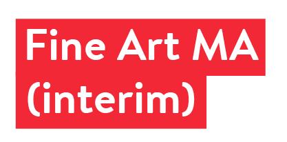 Fine Art MA (interim)